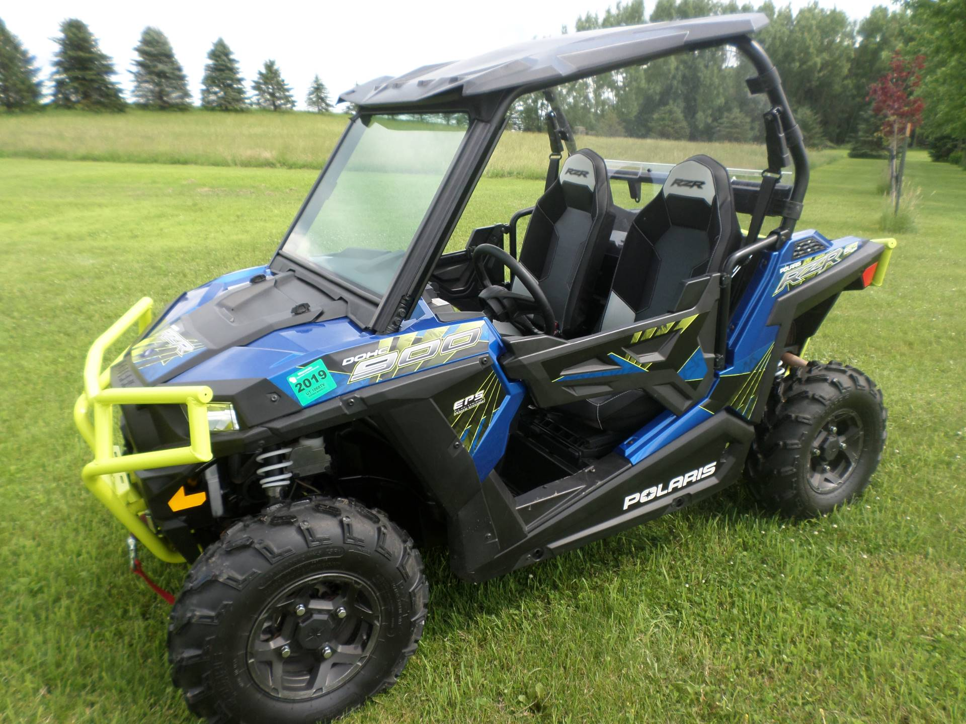 2017 Polaris RZR 900 EPS for sale 1239