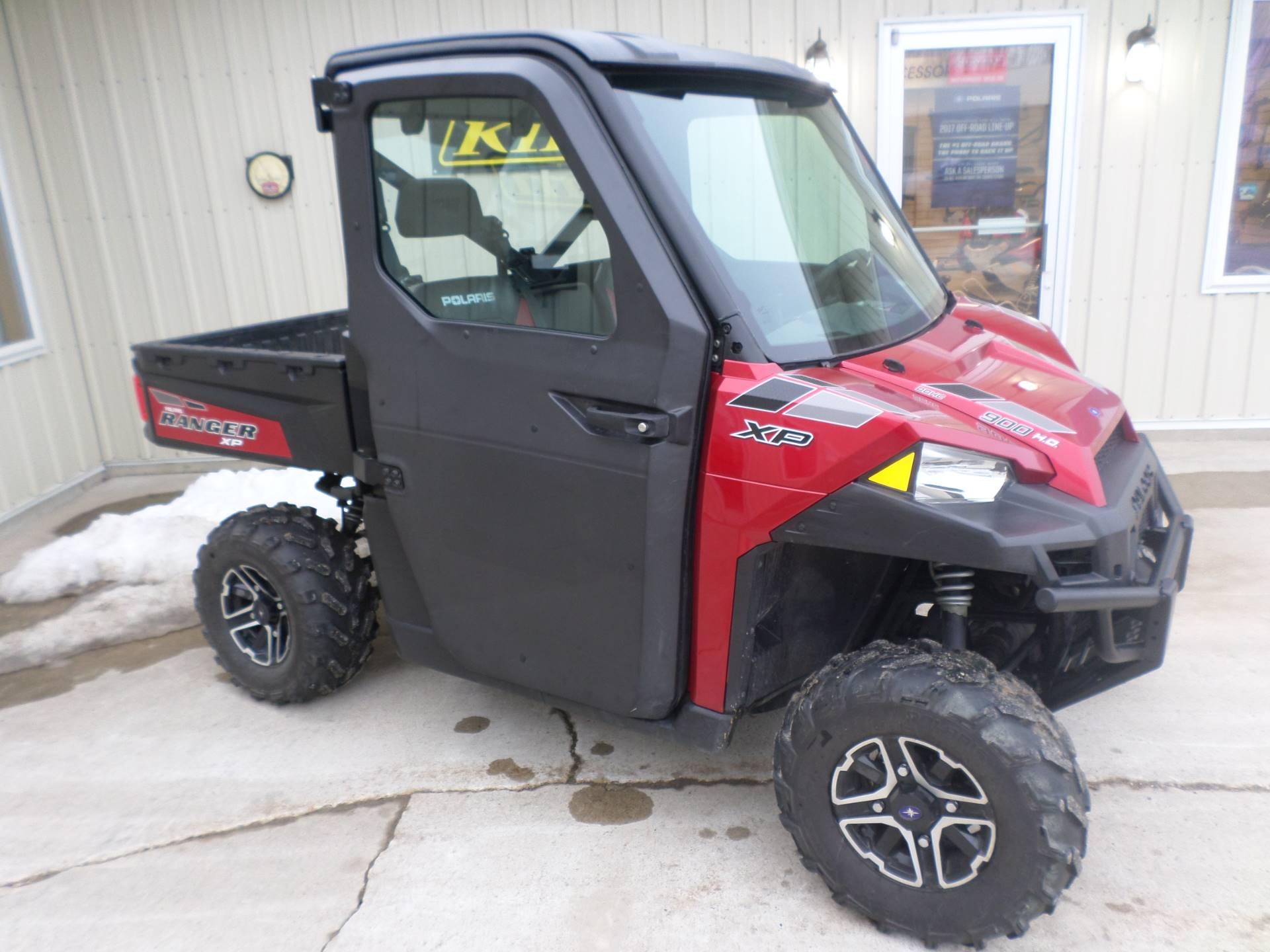 2015 Polaris Ranger XP 900 EPS for sale 2313