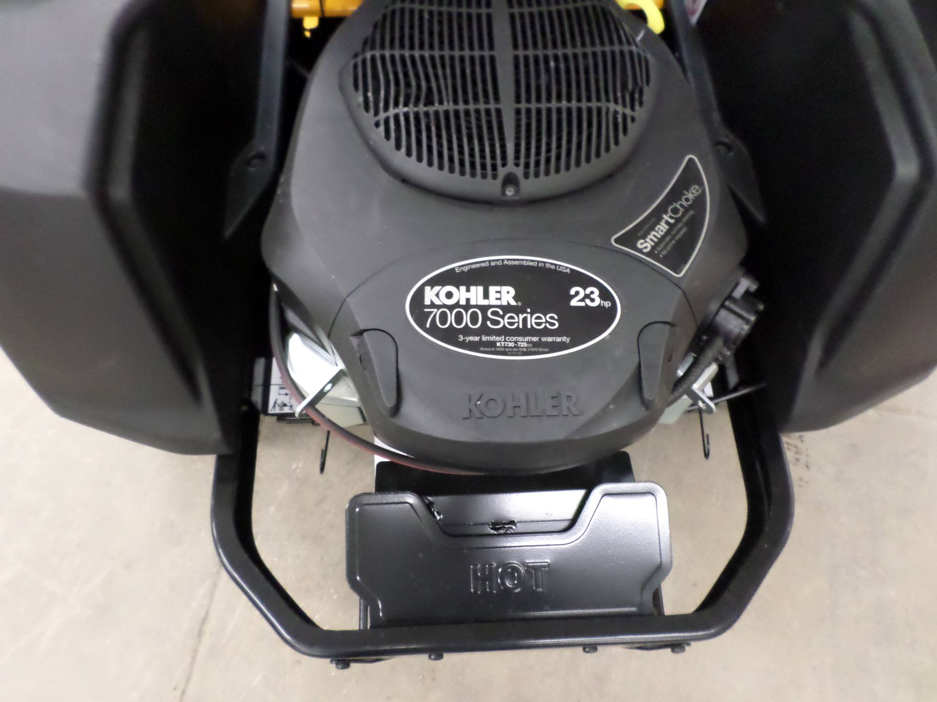2019 Cub Cadet RZT SX 46 in. Cub Cadet 679 cc in Lake Mills, Iowa - Photo 6