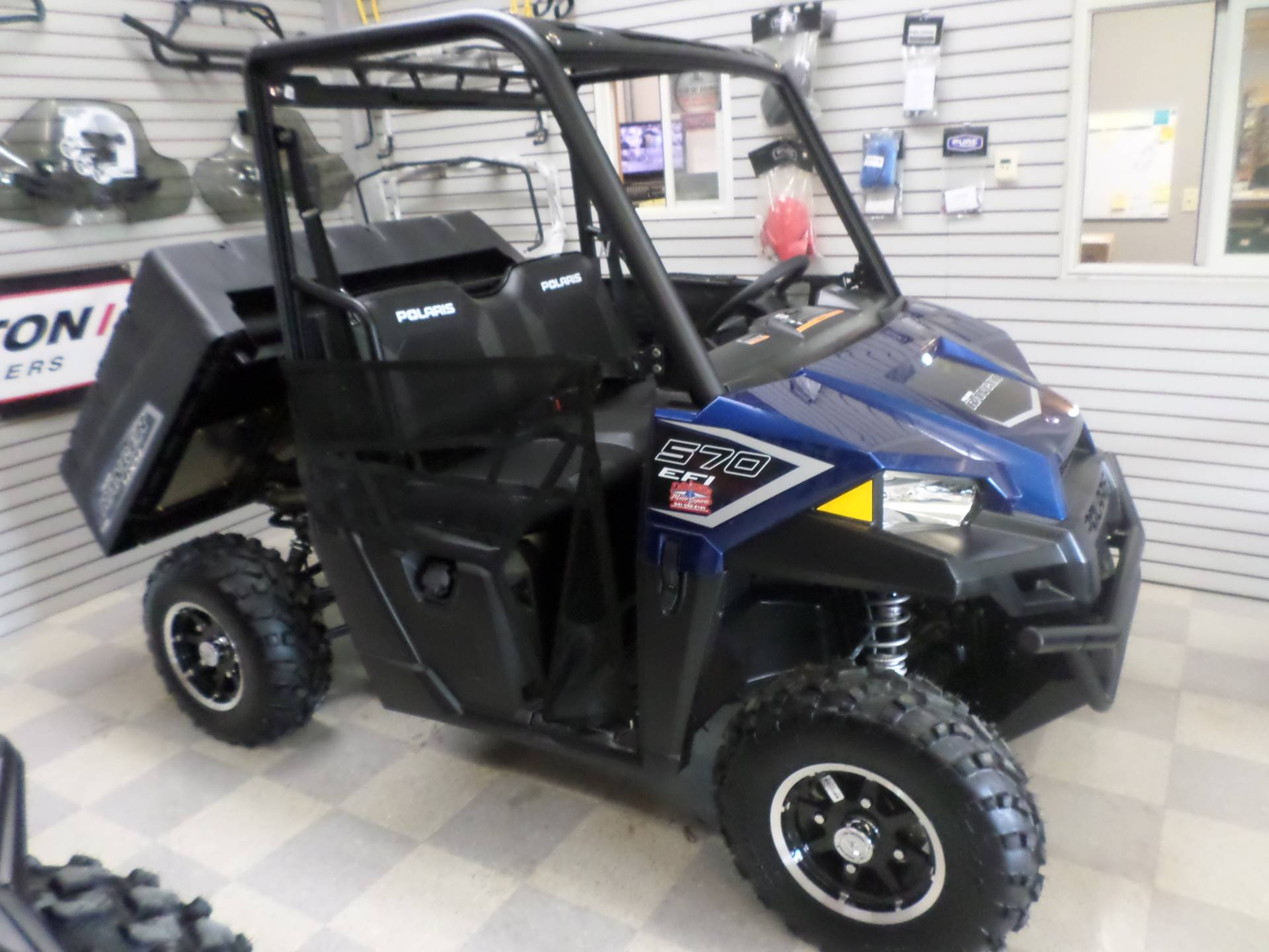 2018 Polaris Ranger 570 EPS 1