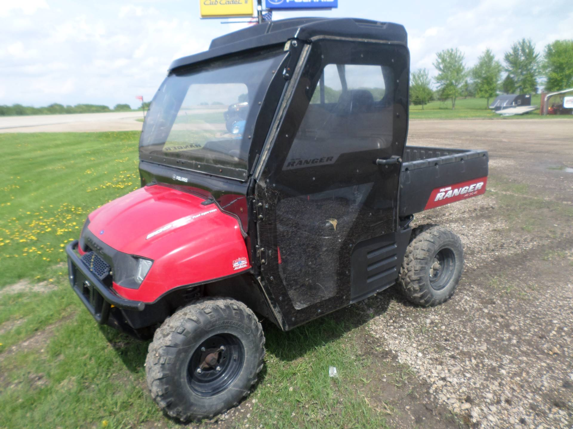2008 Polaris Ranger 4x4 EFI for sale 1022