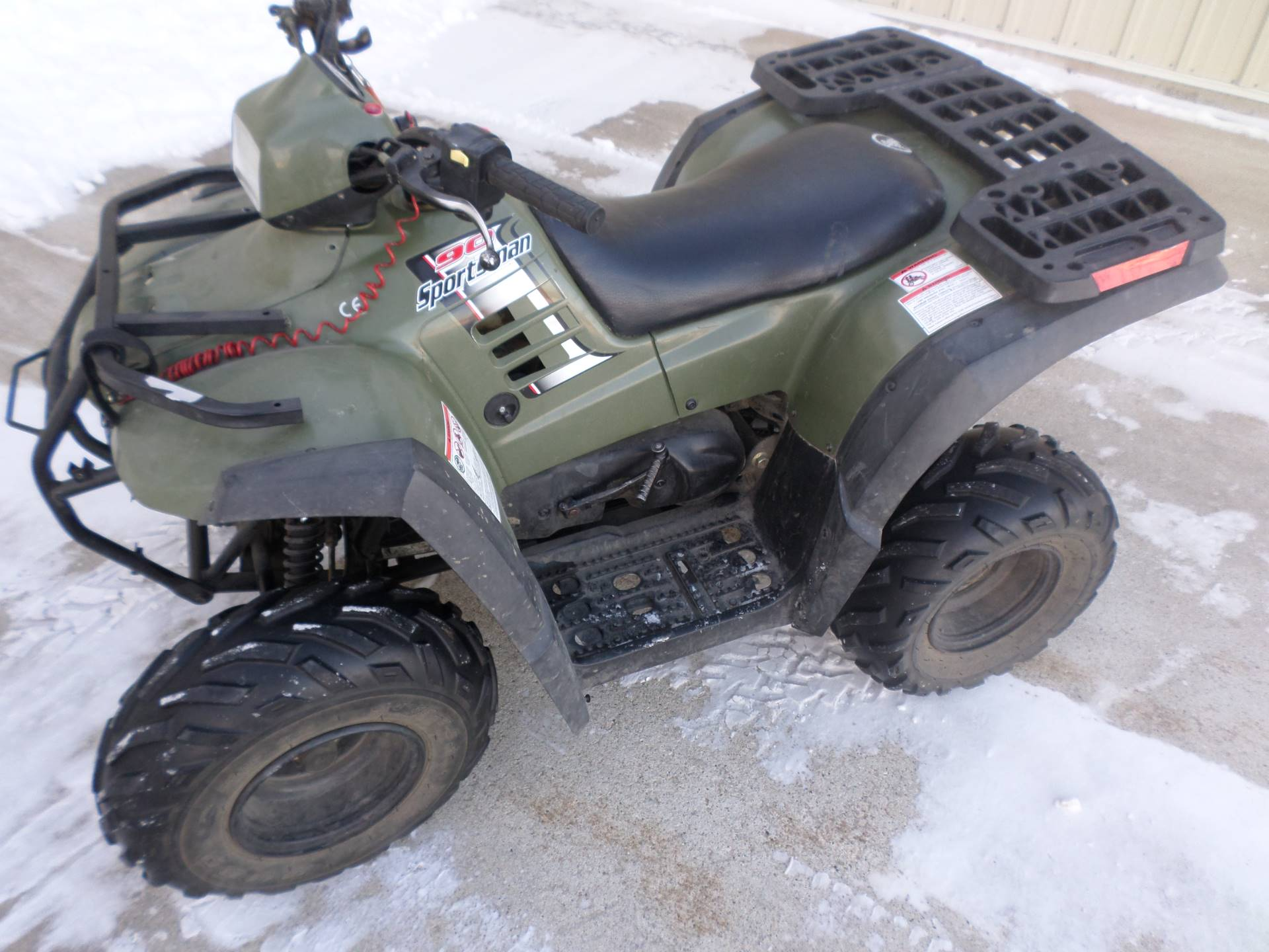 2004 Polaris Sportsman 90 for sale 4644