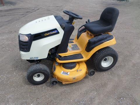 2010 Cub Cadet LTX 1045 in Lake Mills, Iowa - Photo 1