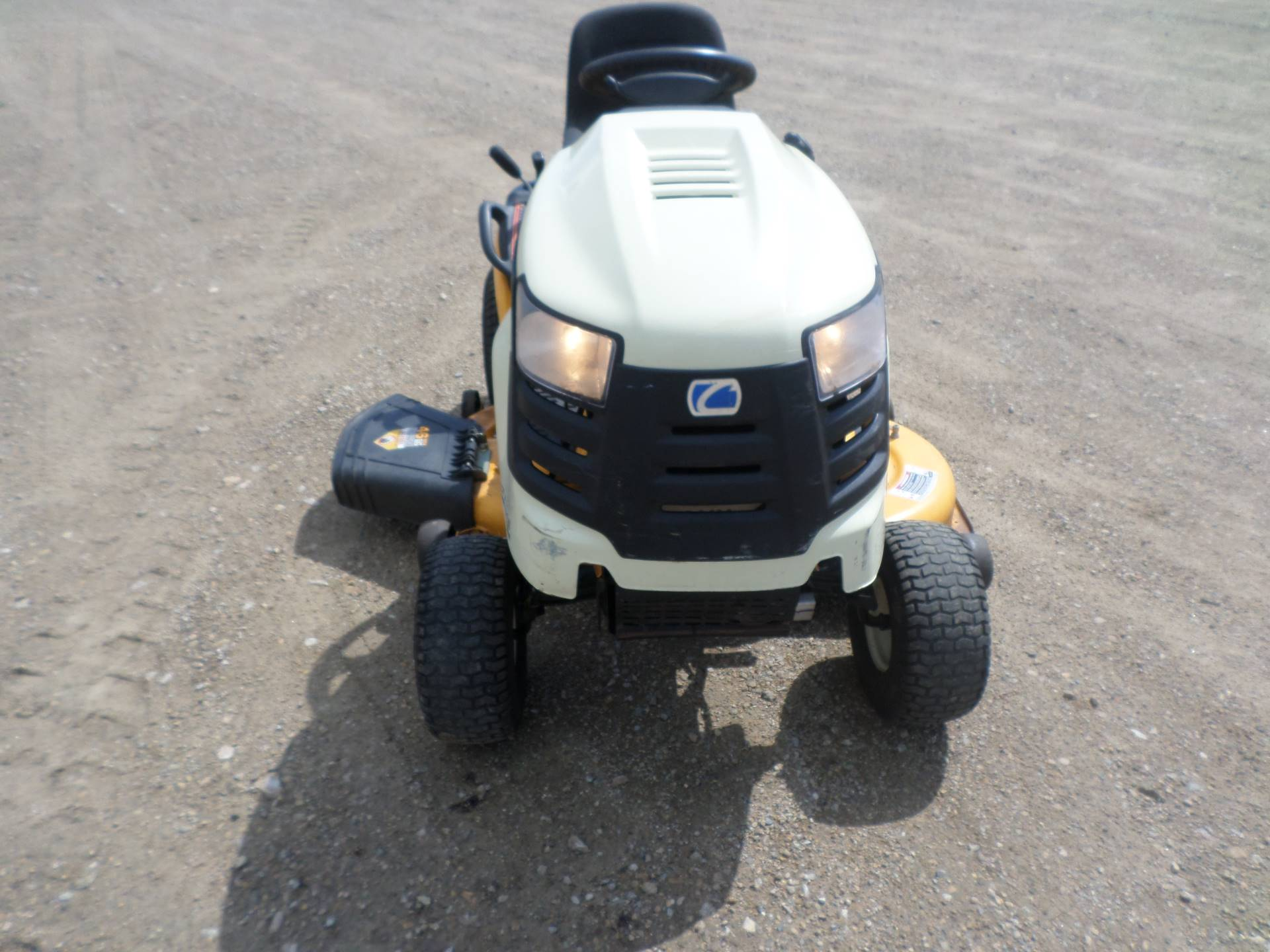 2010 Cub Cadet LTX 1045 in Lake Mills, Iowa - Photo 2
