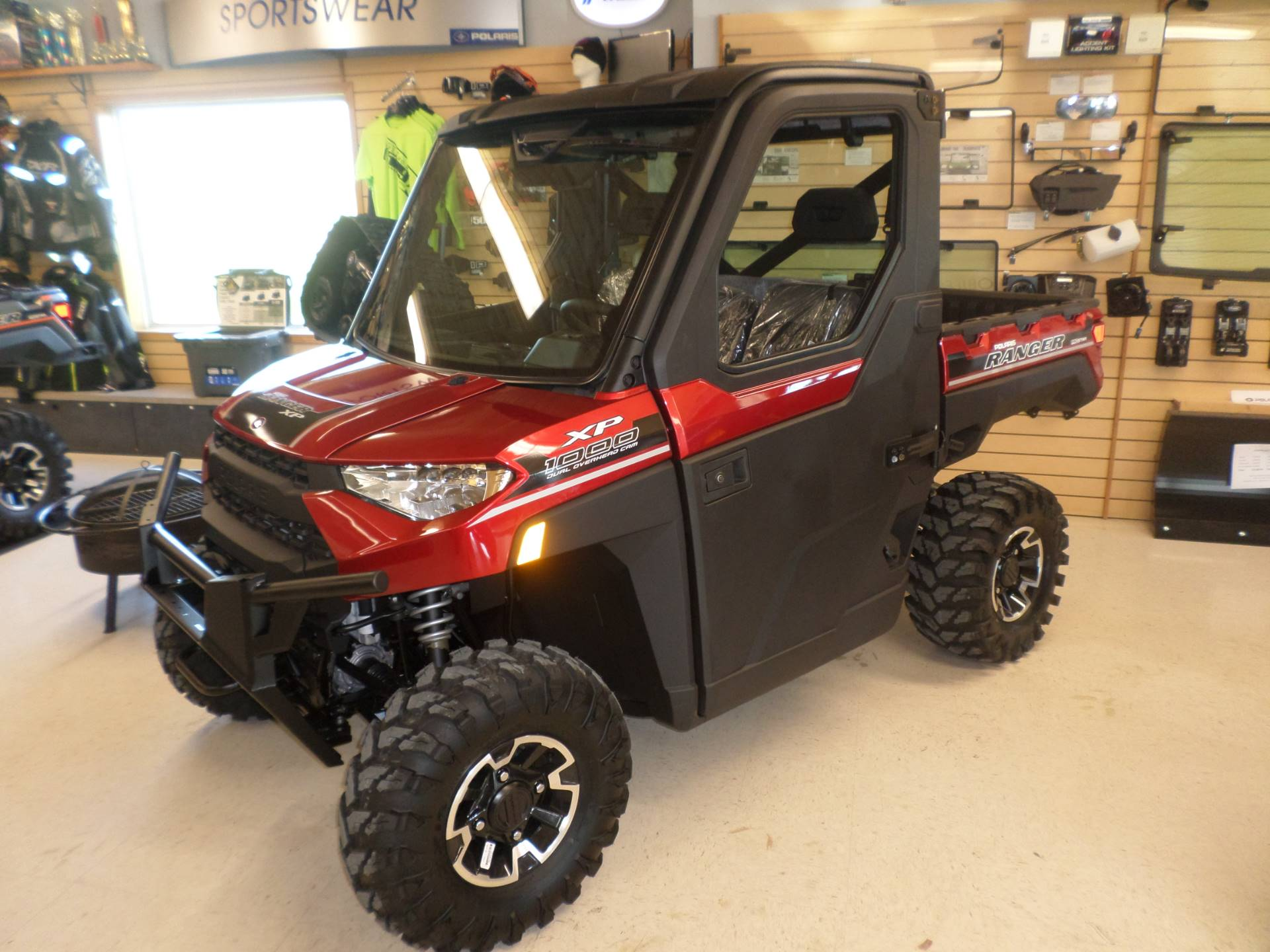 2018 Polaris Ranger XP 1000 EPS Northstar Edition for sale 2765