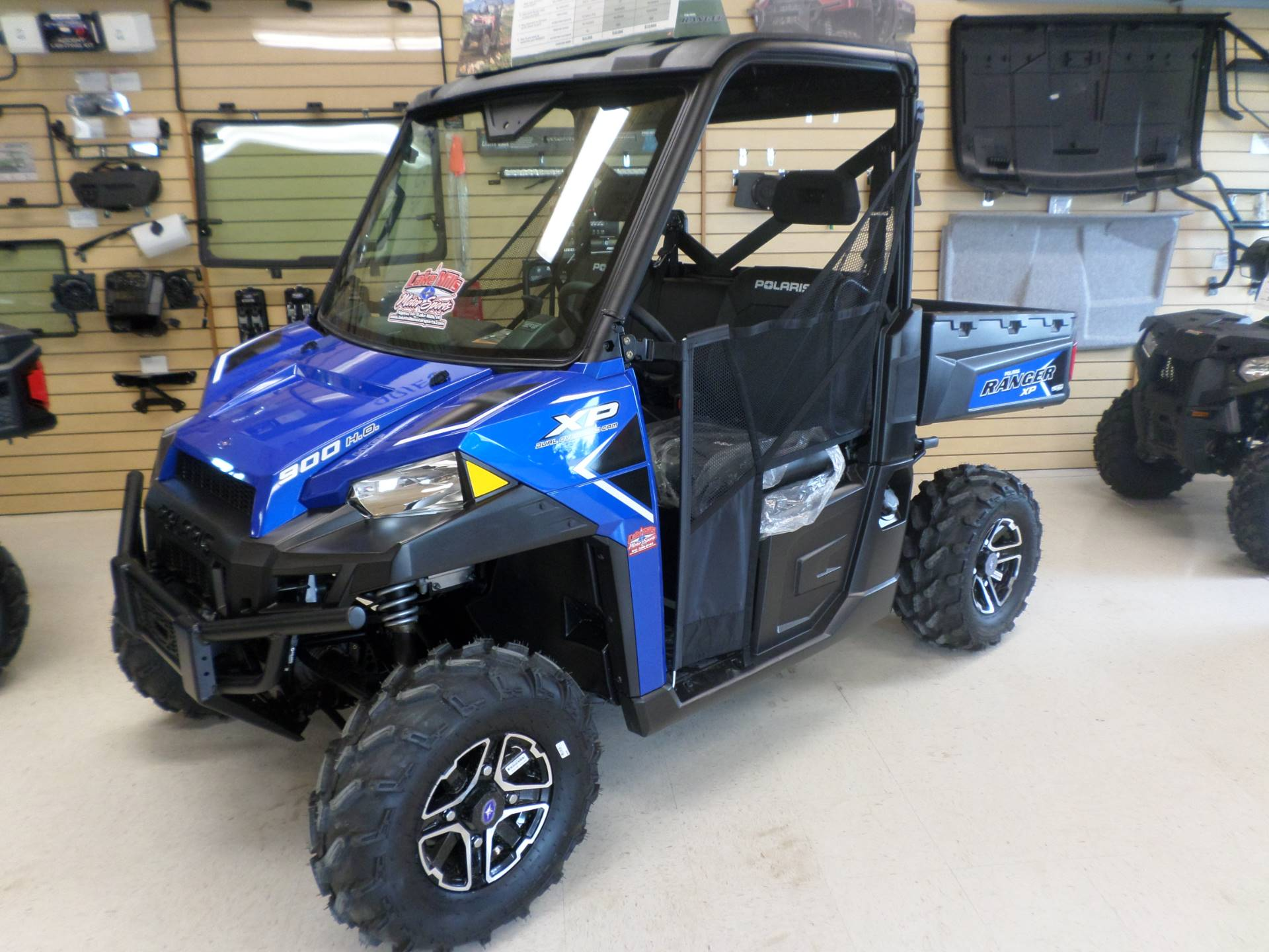 2018 Polaris Ranger XP 900 EPS for sale 518