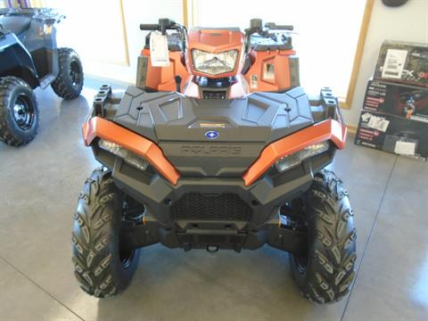 2021 Polaris Sportsman 850 Premium in Lake Mills, Iowa - Photo 2