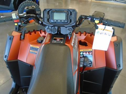 2021 Polaris Sportsman 850 Premium in Lake Mills, Iowa - Photo 4
