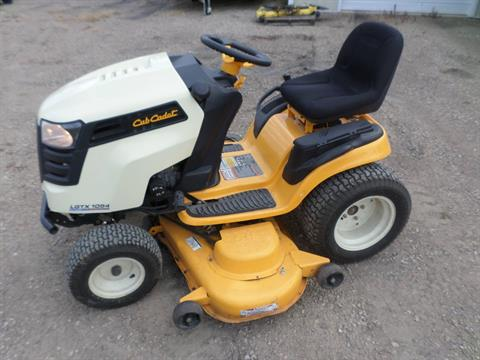 2014 Cub Cadet LGTX 1054 in Lake Mills, Iowa