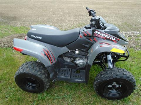 2019 Polaris Phoenix 200 in Lake Mills, Iowa - Photo 3