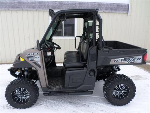 2017 Polaris Ranger XP 1000 EPS in Lake Mills, Iowa