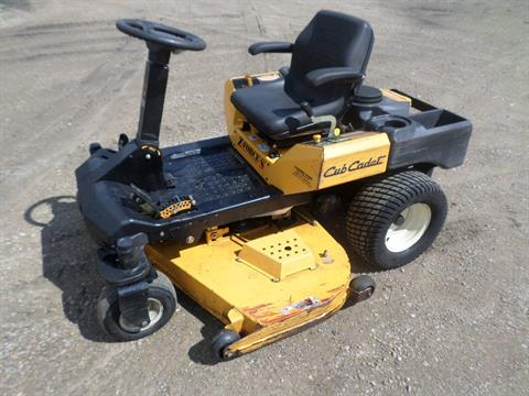 2012 Cub Cadet Z-FORCE® S 60 in Lake Mills, Iowa