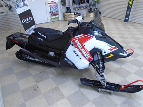 2021 Polaris 600 Indy SP 129 ES in Lake Mills, Iowa - Photo 1