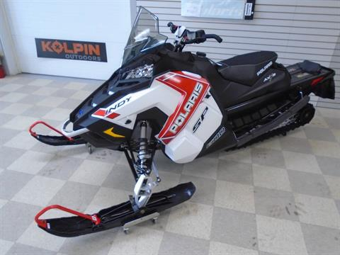 2021 Polaris 600 Indy SP 129 ES in Lake Mills, Iowa - Photo 3