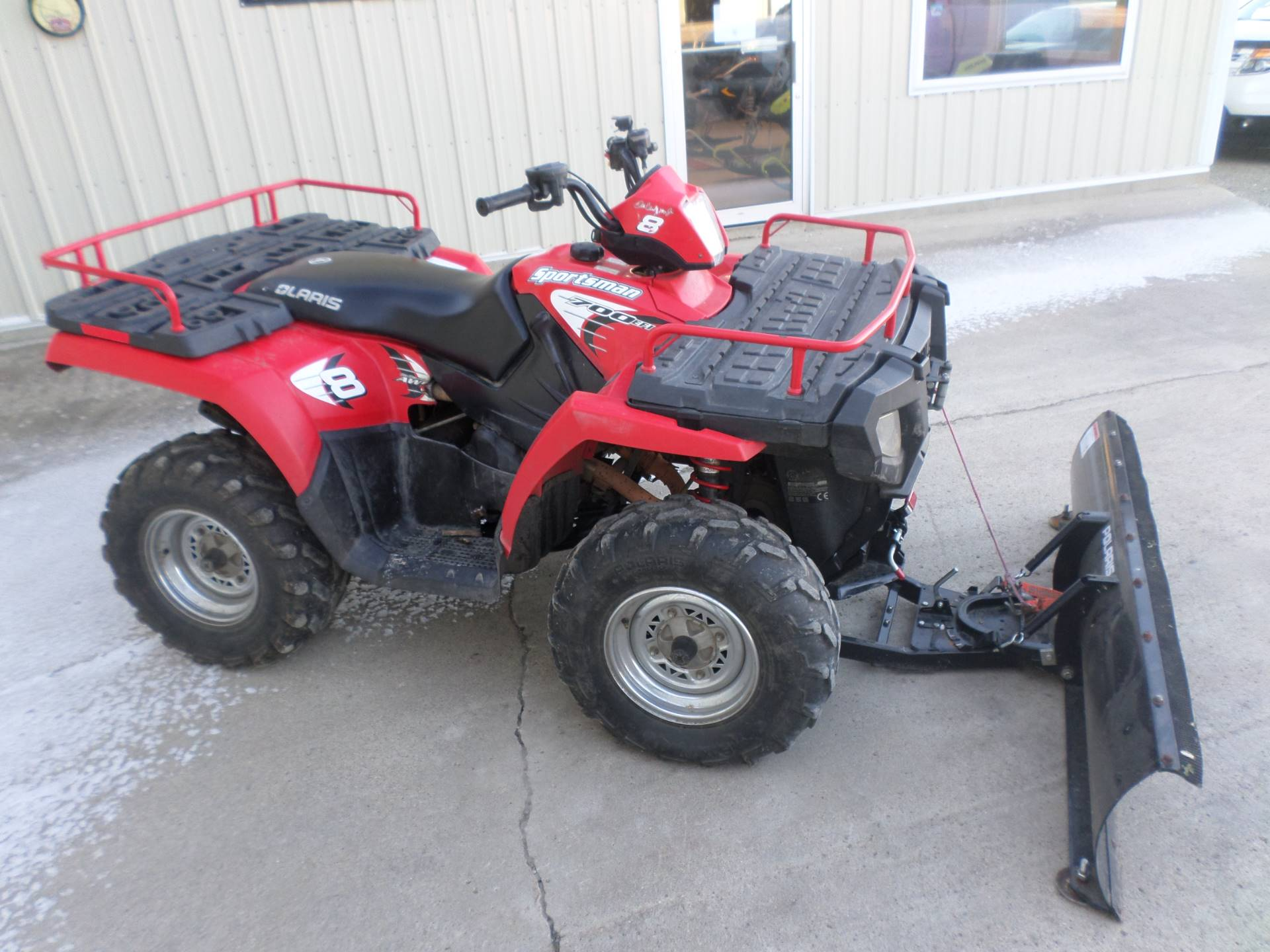2005 Polaris Sportsman 700 Twin EFI for sale 4406