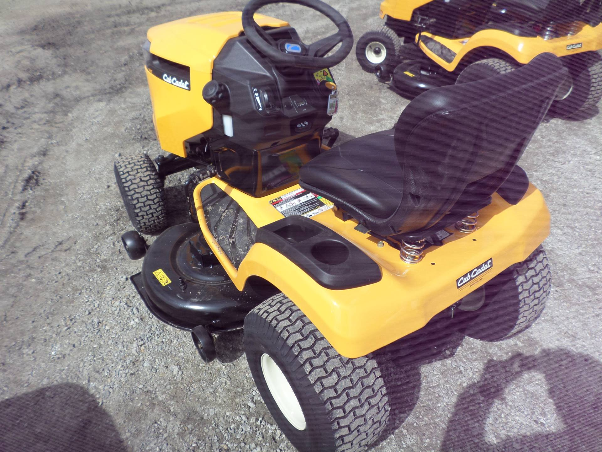 2019 Cub Cadet XT1 LT 46 in  in Lake Mills, Iowa
