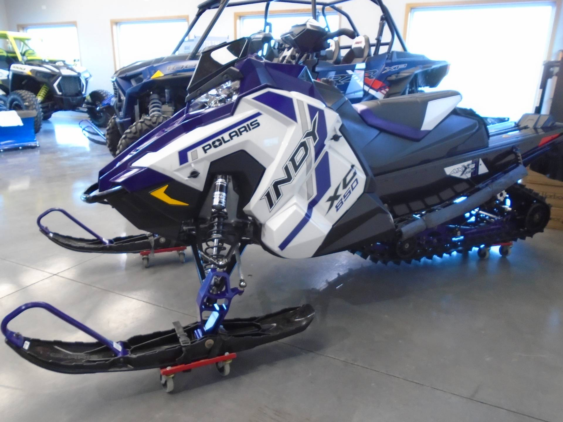 2021 Polaris 850 Indy XC 137 Factory Choice in Lake Mills, Iowa - Photo 1