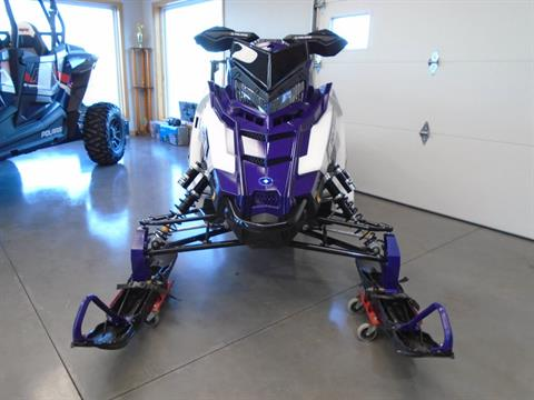 2021 Polaris 850 Indy XC 137 Factory Choice in Lake Mills, Iowa - Photo 2
