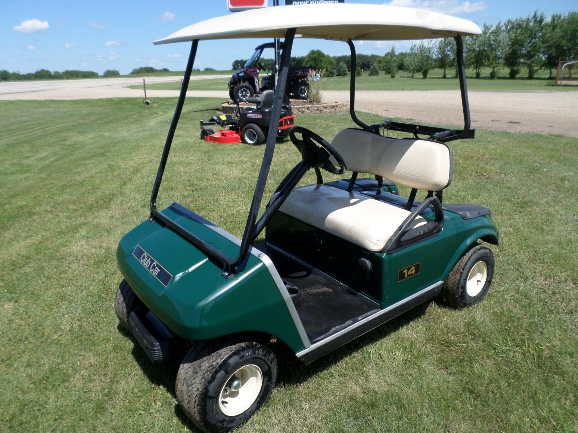 2002  Club Car DS - GAS for sale 2230
