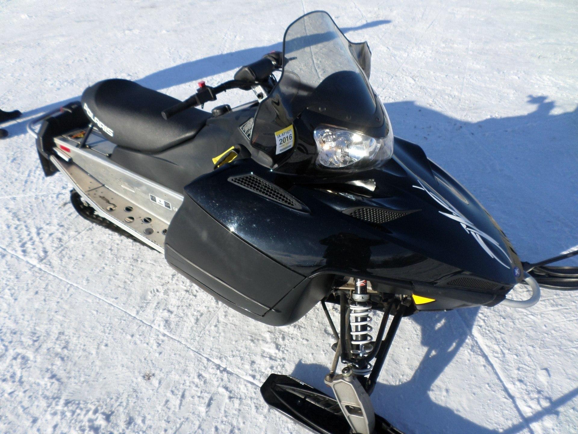 2010 Polaris 600 IQ Shift for sale 302