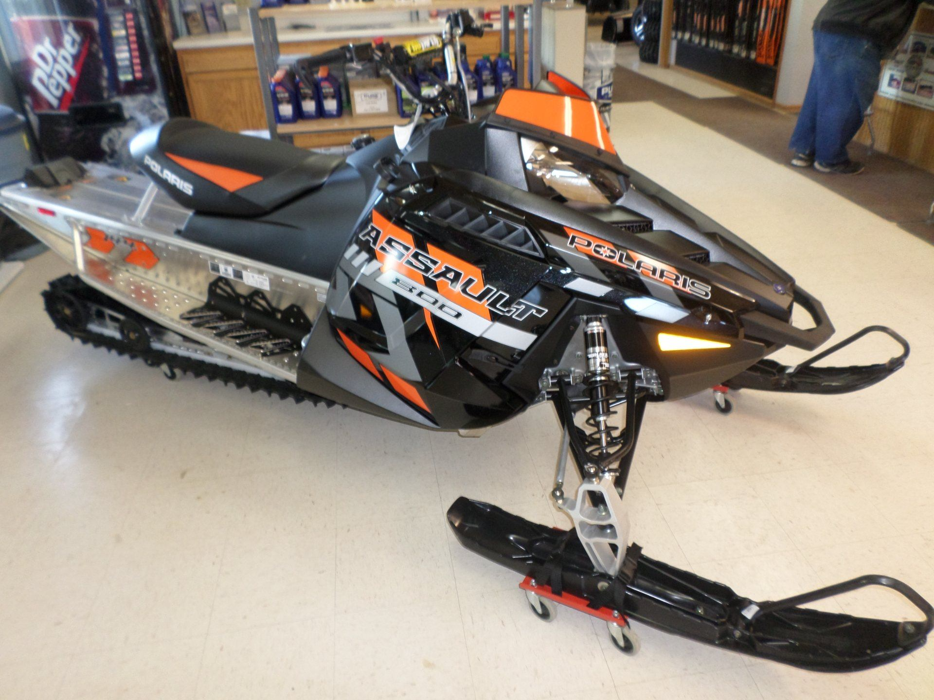 2016 Polaris 800 SWITCHBACK ASSAULT144 ES for sale 477