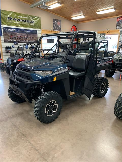 2019 Polaris Ranger XP 1000 EPS Premium in Algona, Iowa - Photo 1