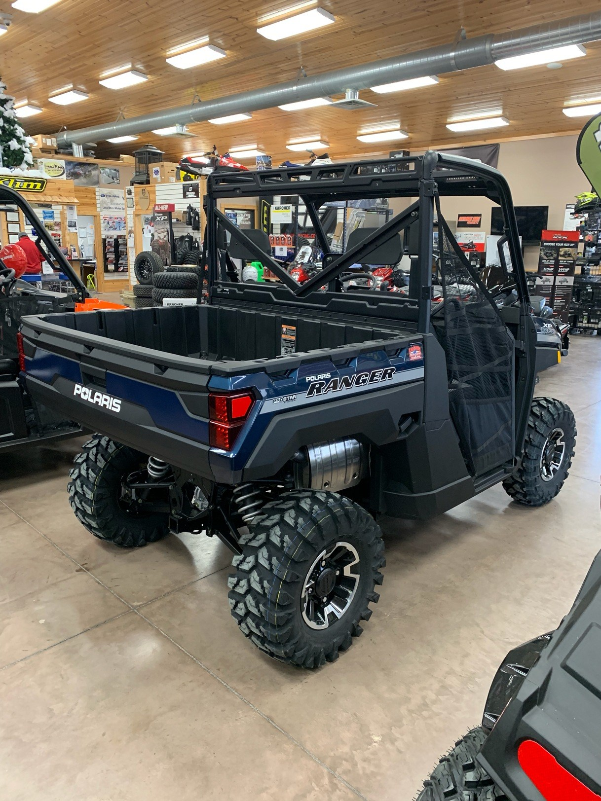 2019 Polaris Ranger XP 1000 EPS Premium in Algona, Iowa - Photo 3