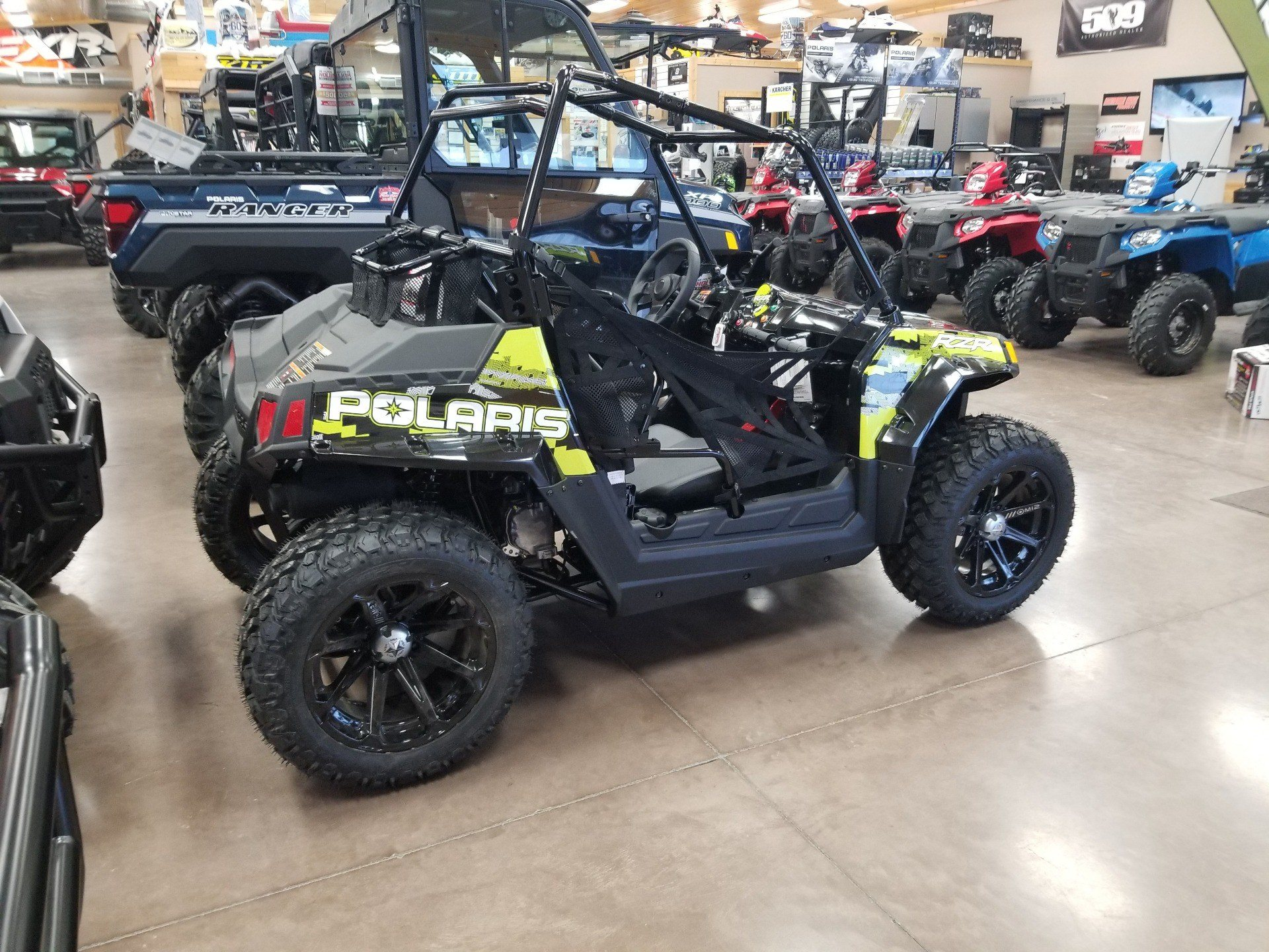 2019 Polaris RZR 170 EFI in Algona, Iowa - Photo 2
