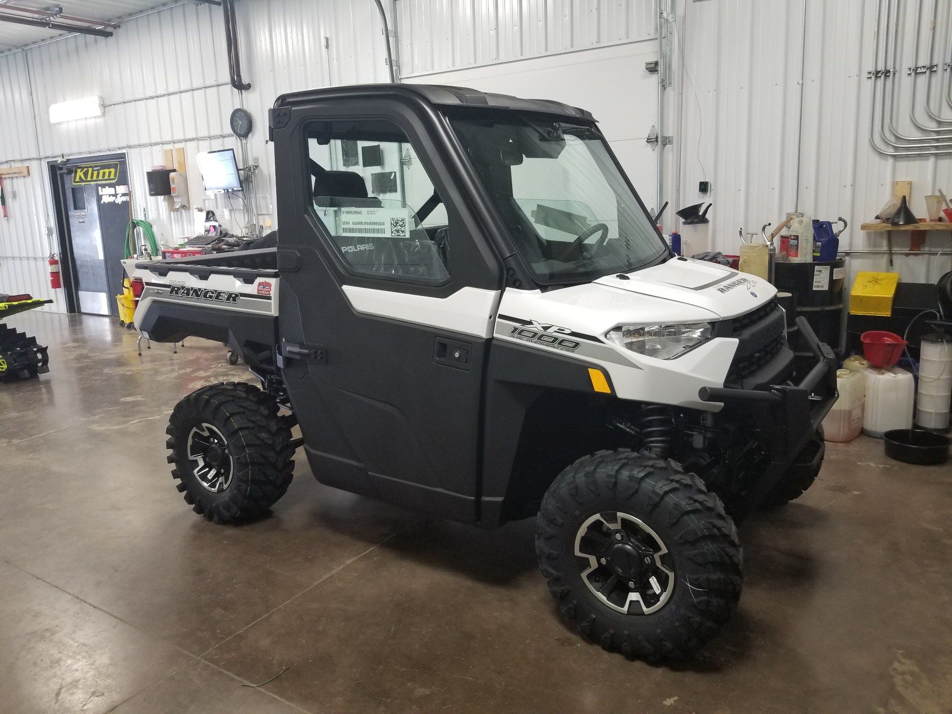 2019 Polaris Ranger XP 1000 EPS Northstar Edition Ride Command 1