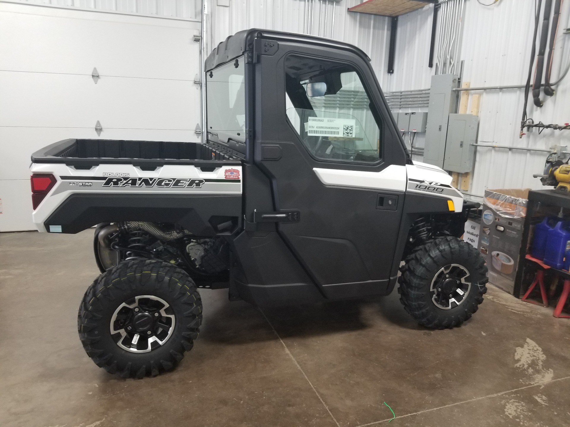 2019 Polaris Ranger XP 1000 EPS Northstar Edition Ride Command 2