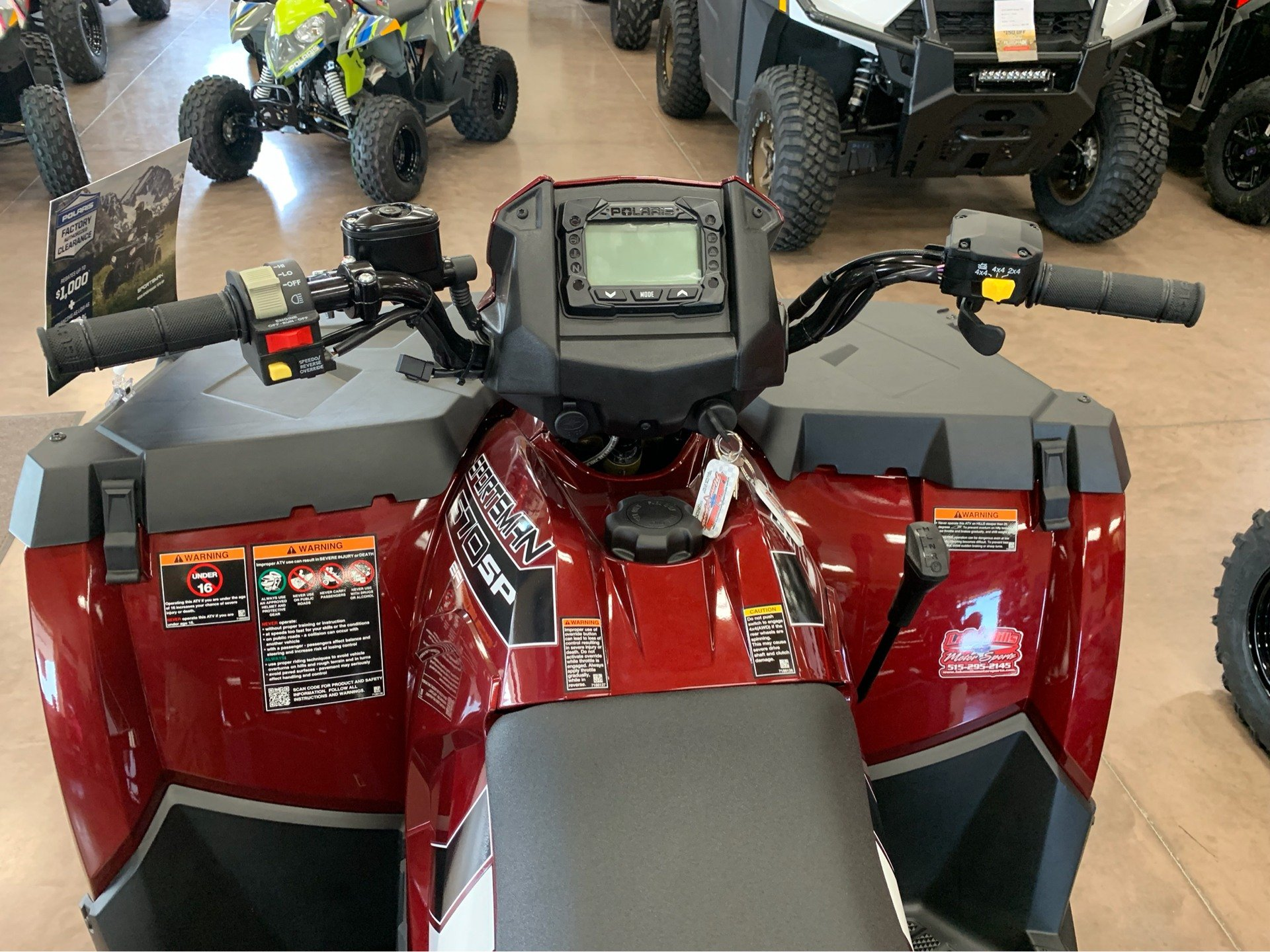 2019 Polaris Sportsman 570 SP in Algona, Iowa - Photo 4