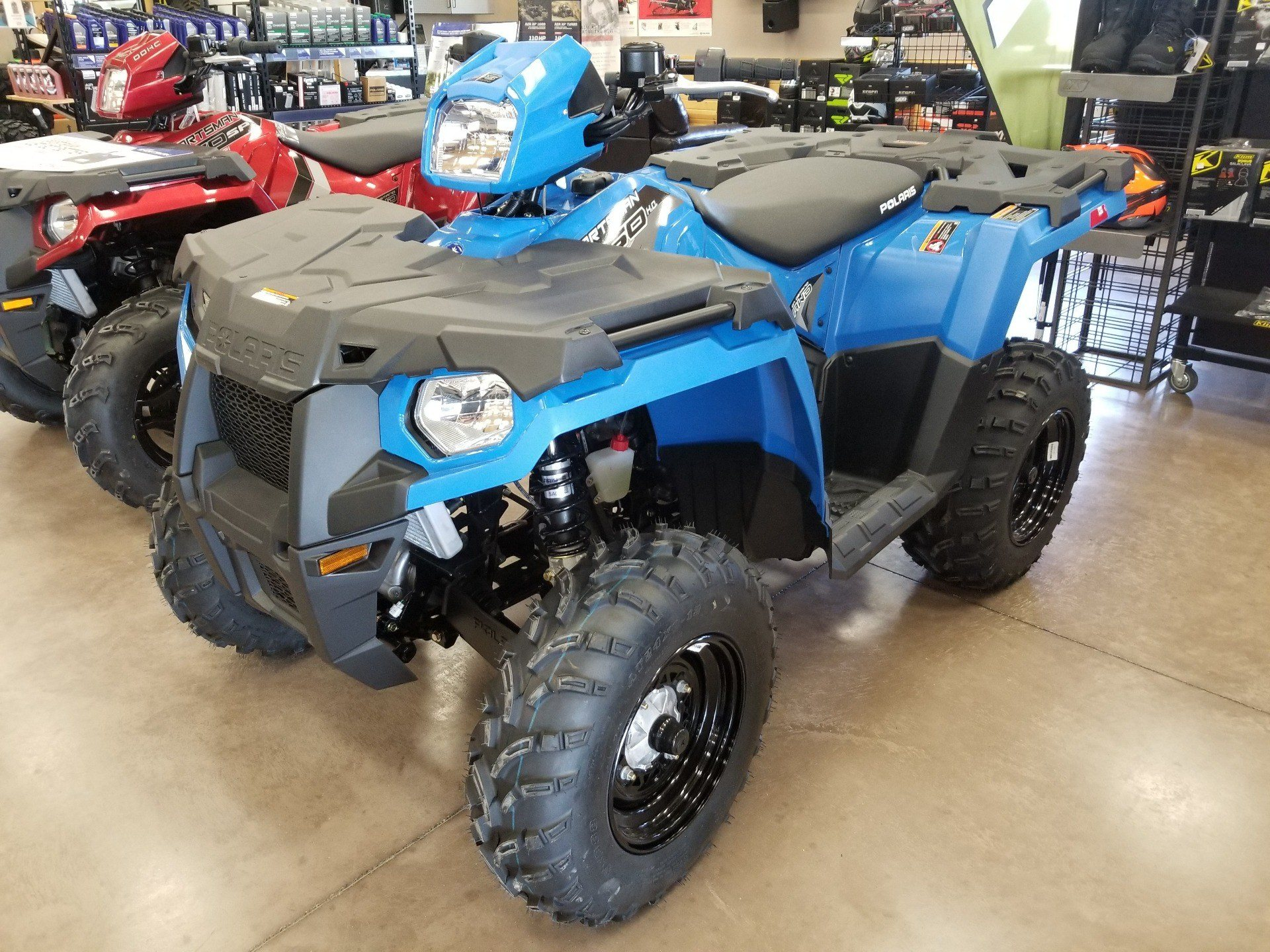 2018 Polaris Sportsman 450 H.O. EPS for sale 4309