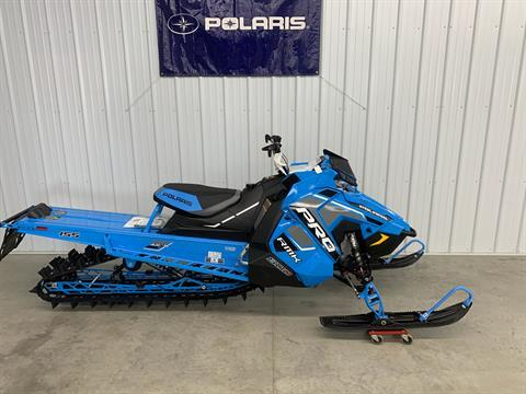 2020 Polaris 800 PRO-RMK 155 SC in Algona, Iowa