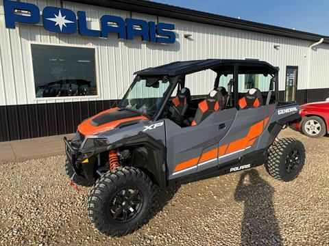 2020 Polaris General XP 4 1000 Deluxe Ride Command Package in Algona, Iowa