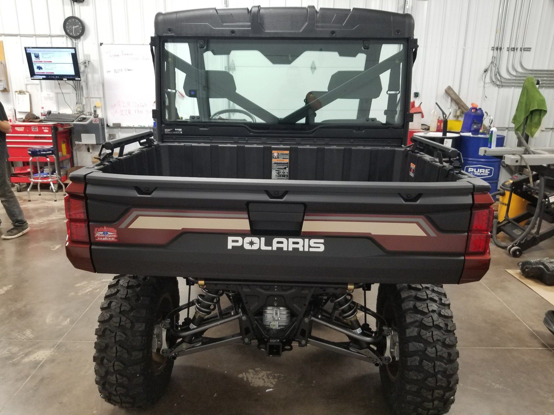 2019 Polaris Ranger XP 1000 EPS 20th Anniversary Limited Edition in Algona, Iowa