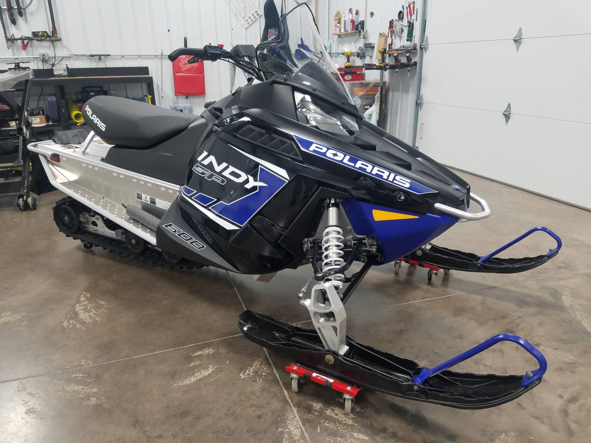 2018 Polaris 600 INDY SP ES in Algona, Iowa