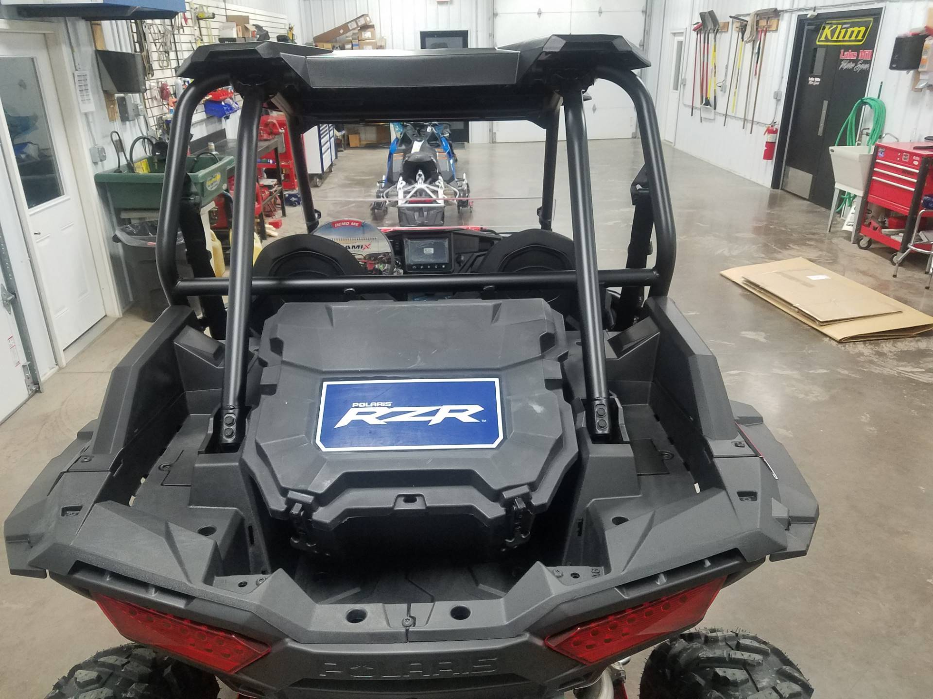 2018 Polaris RZR XP Turbo EPS Dynamix Edition in Algona, Iowa - Photo 4