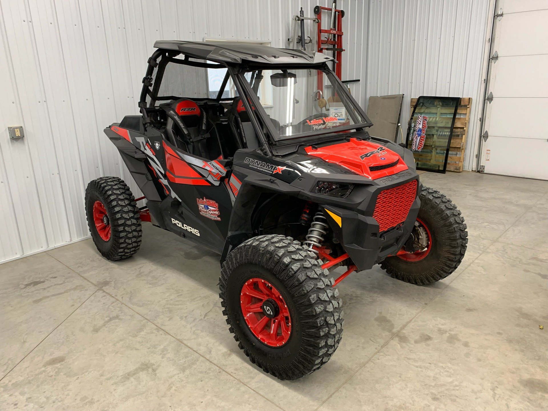 2018 Polaris RZR XP Turbo EPS Dynamix Edition in Algona, Iowa - Photo 6