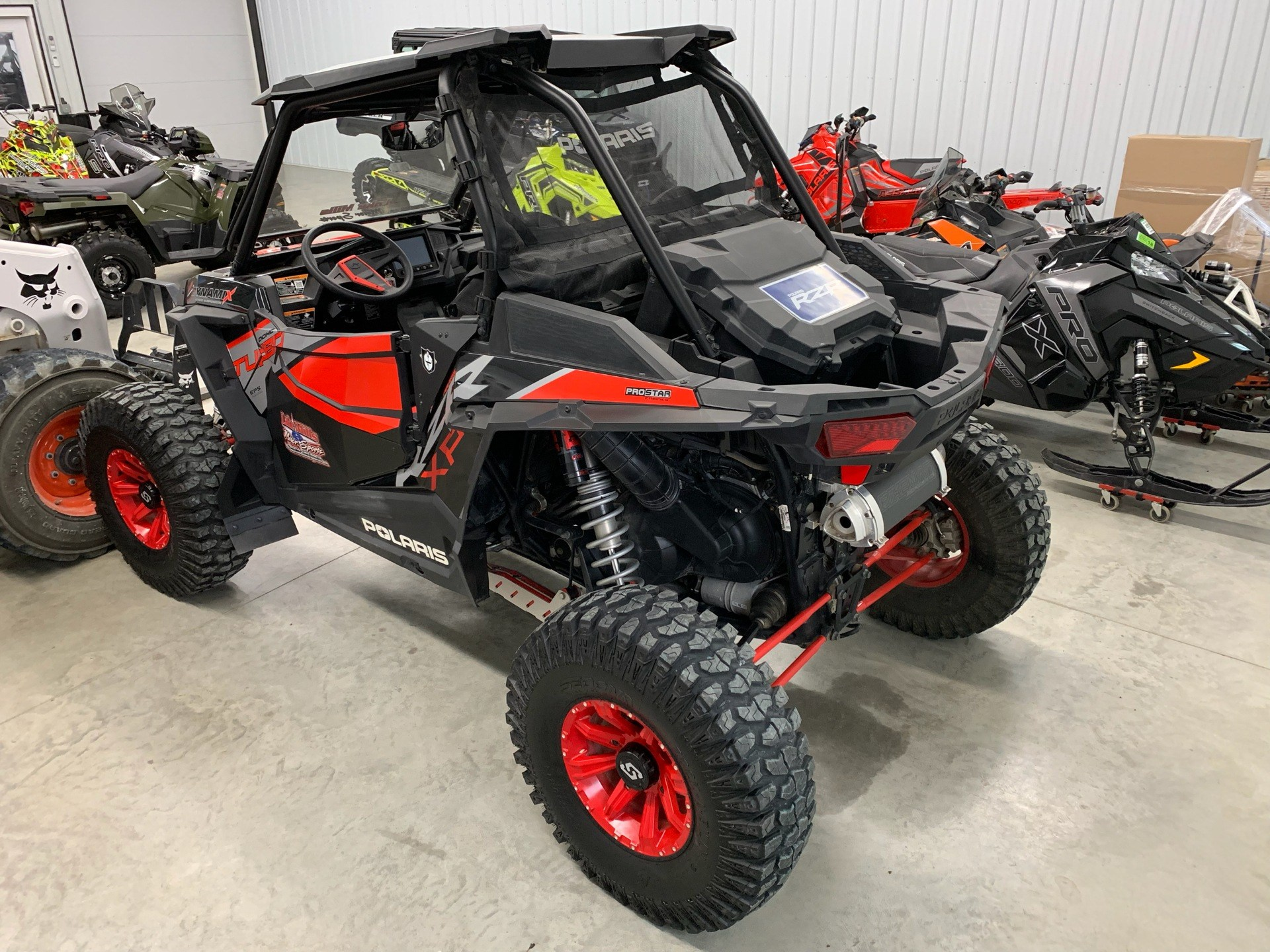 2018 Polaris RZR XP Turbo EPS Dynamix Edition in Algona, Iowa - Photo 7