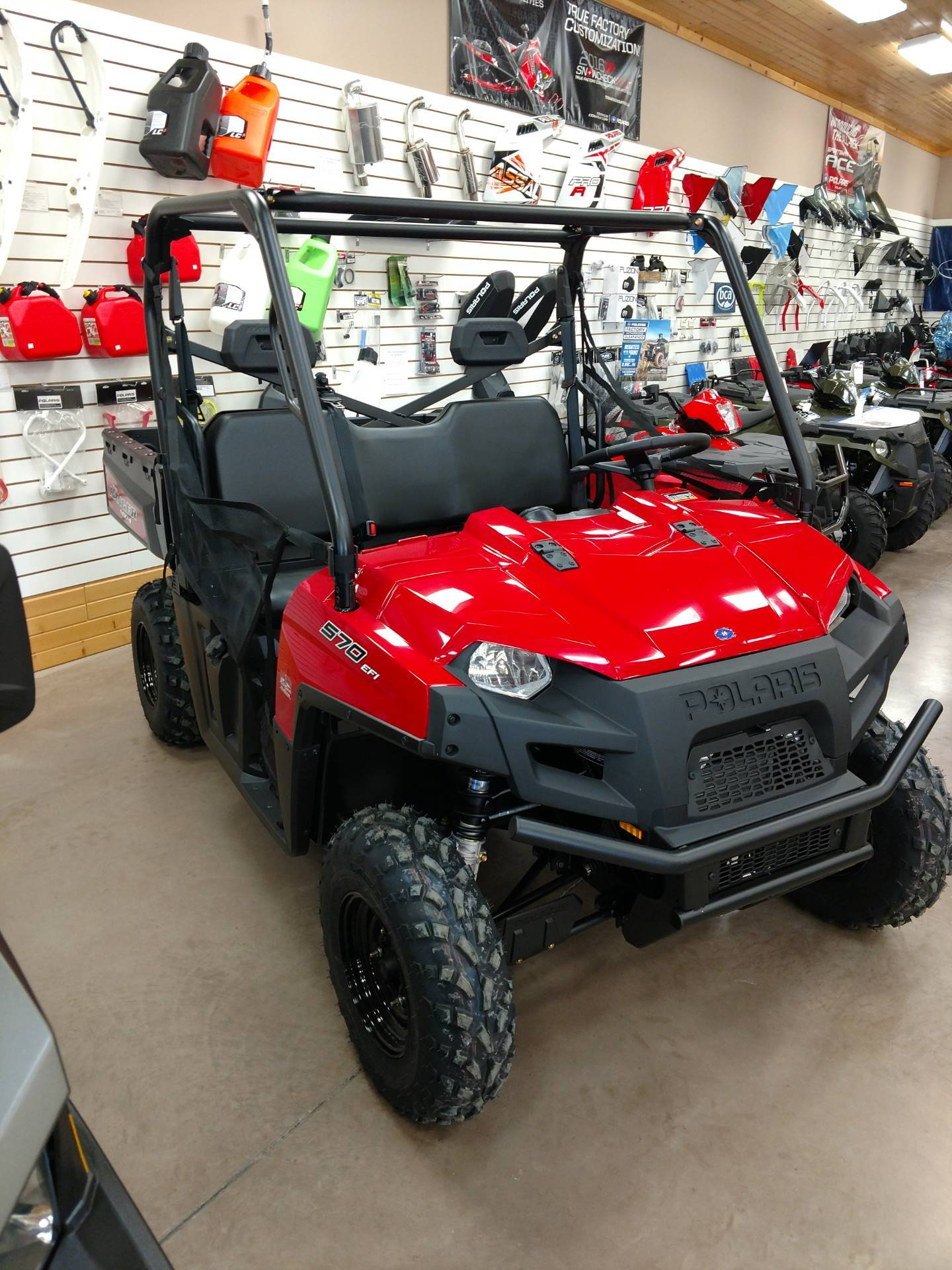 2019 Polaris Ranger 570 Full-Size for sale 11058