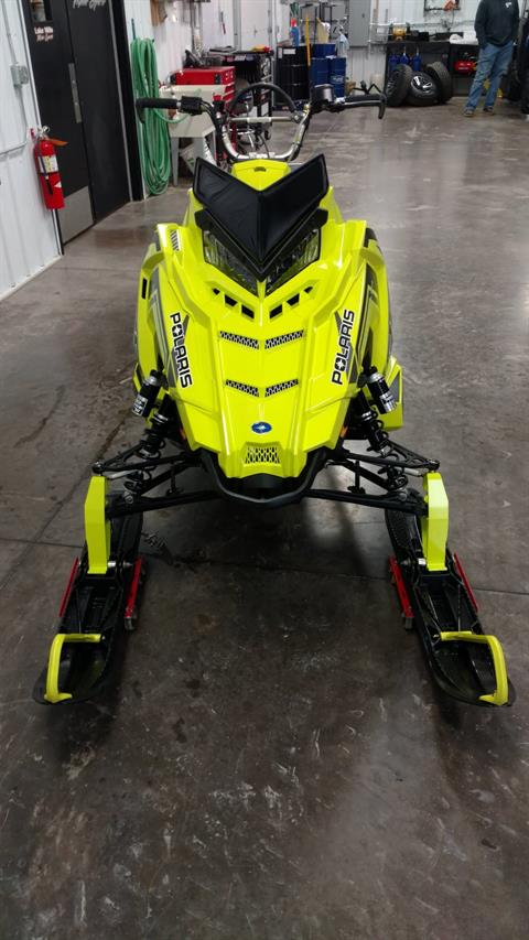 2018 Polaris 800 PRO-RMK 155 SnowCheck Select in Algona, Iowa