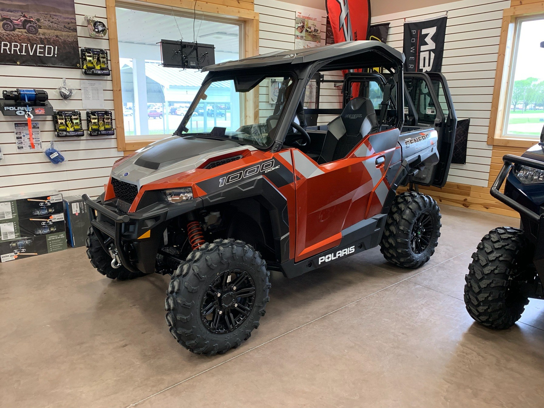 2019 Polaris General 1000 EPS Deluxe in Algona, Iowa - Photo 1
