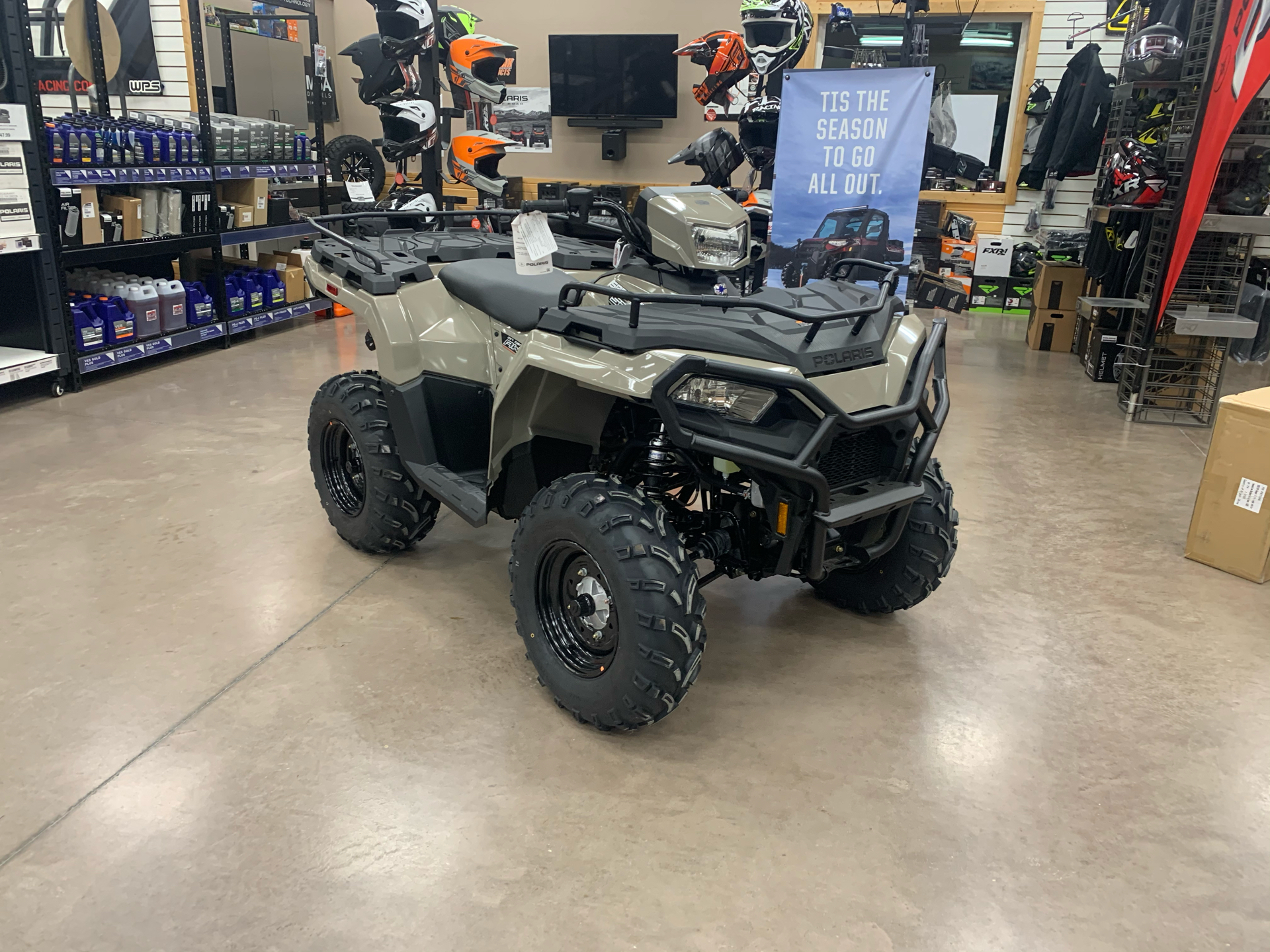 2021 Polaris Sportsman 570 EPS in Algona, Iowa - Photo 2