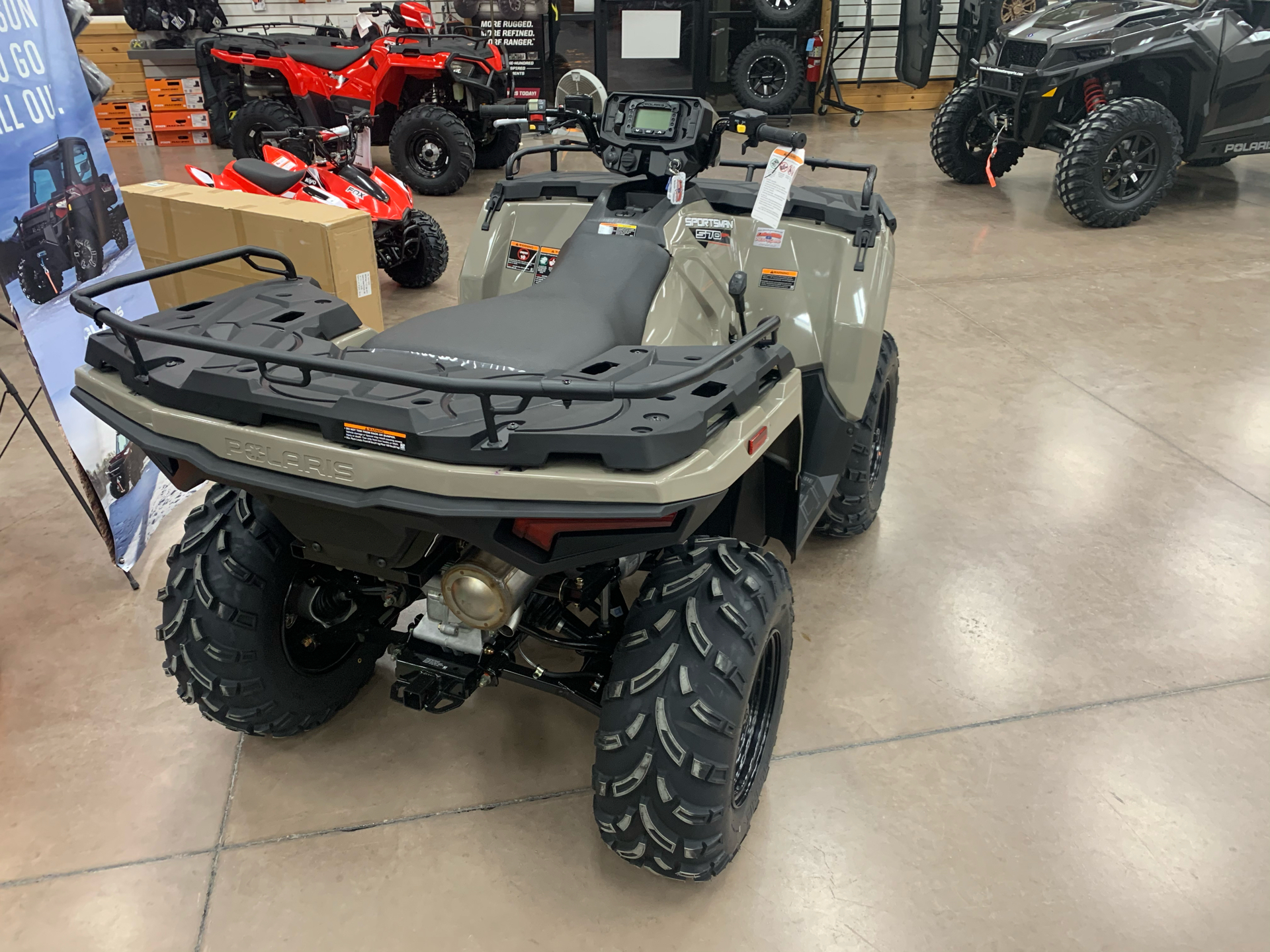 2021 Polaris Sportsman 570 EPS in Algona, Iowa - Photo 3