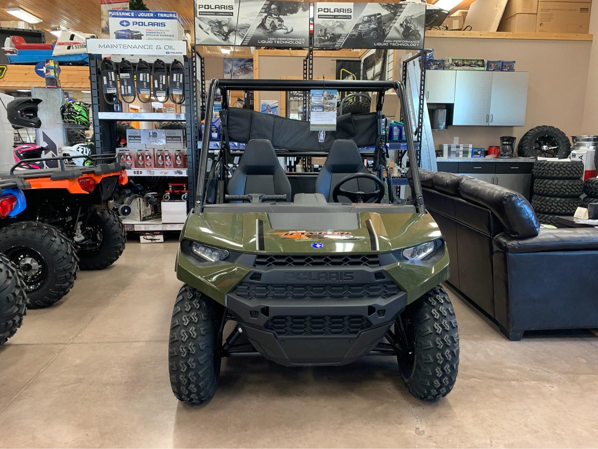 2019 Polaris Ranger 150 EFI in Algona, Iowa