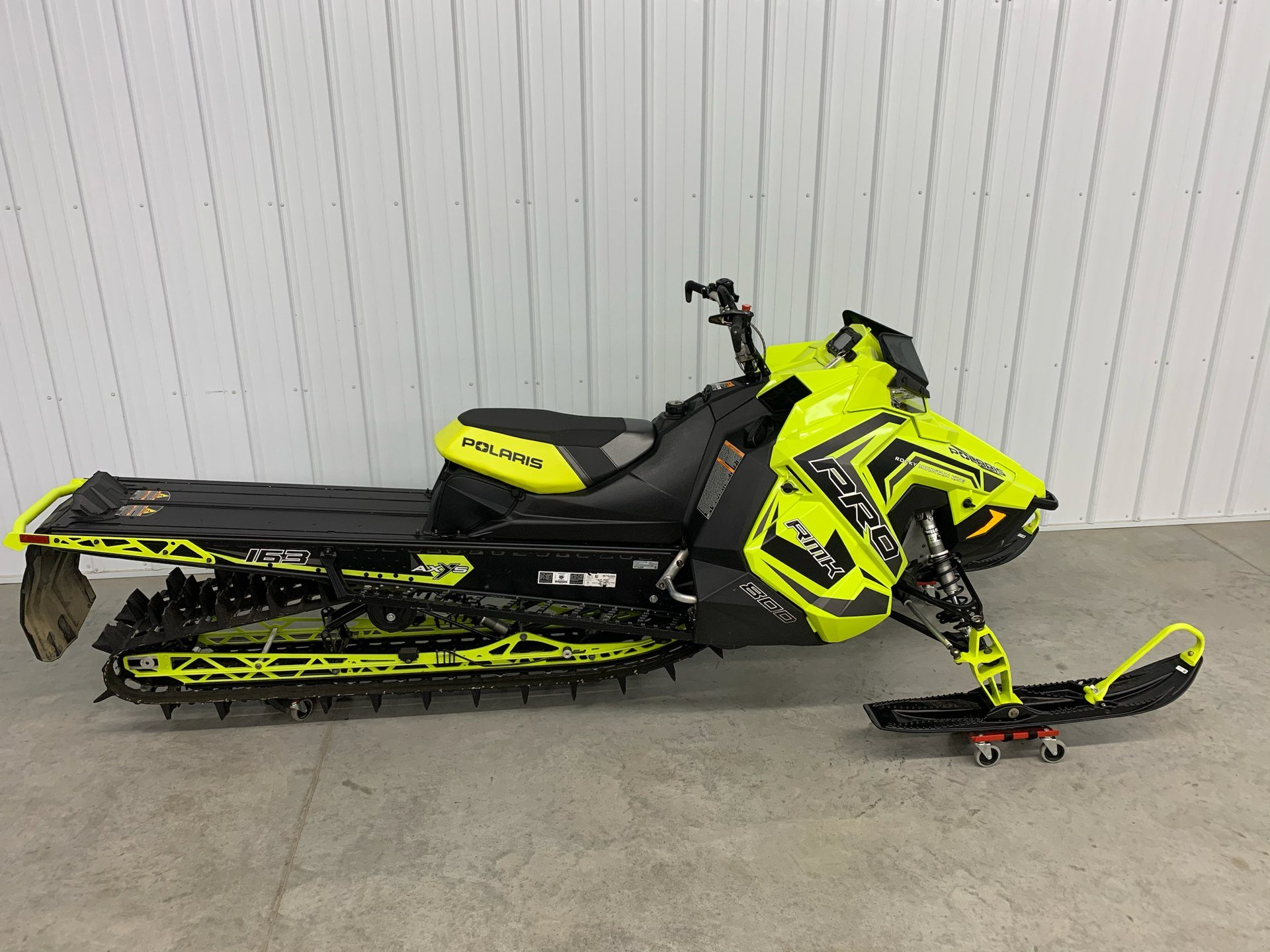 2018 Polaris 800 PRO-RMK 163 3 in. SnowCheck Select for sale 16410