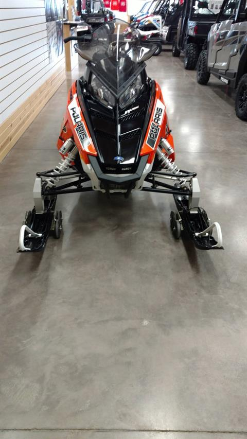 2014 Polaris 800 Rush® Pro-R LE in Algona, Iowa