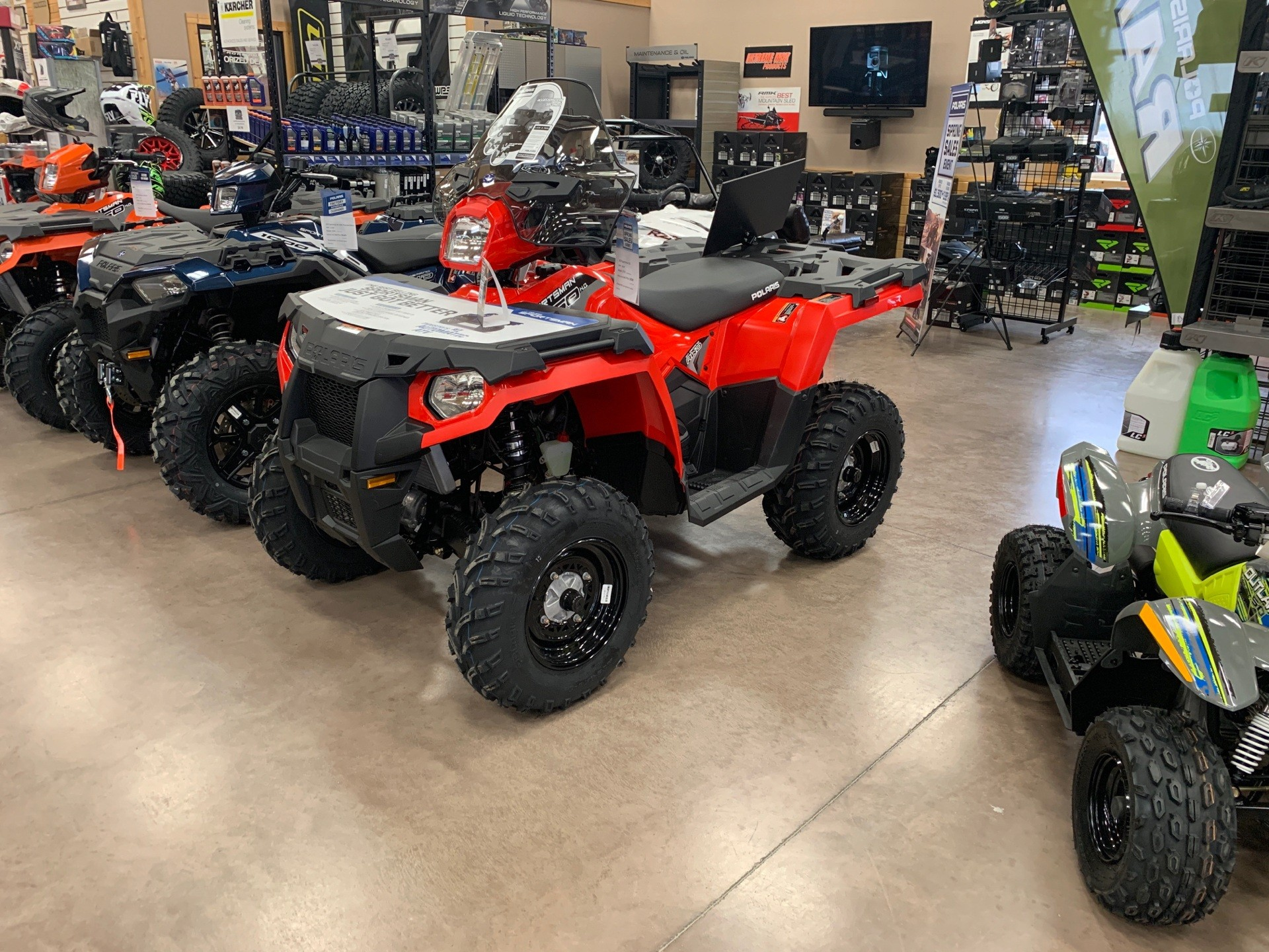 2019 Polaris Sportsman 450 H O  in Algona, Iowa