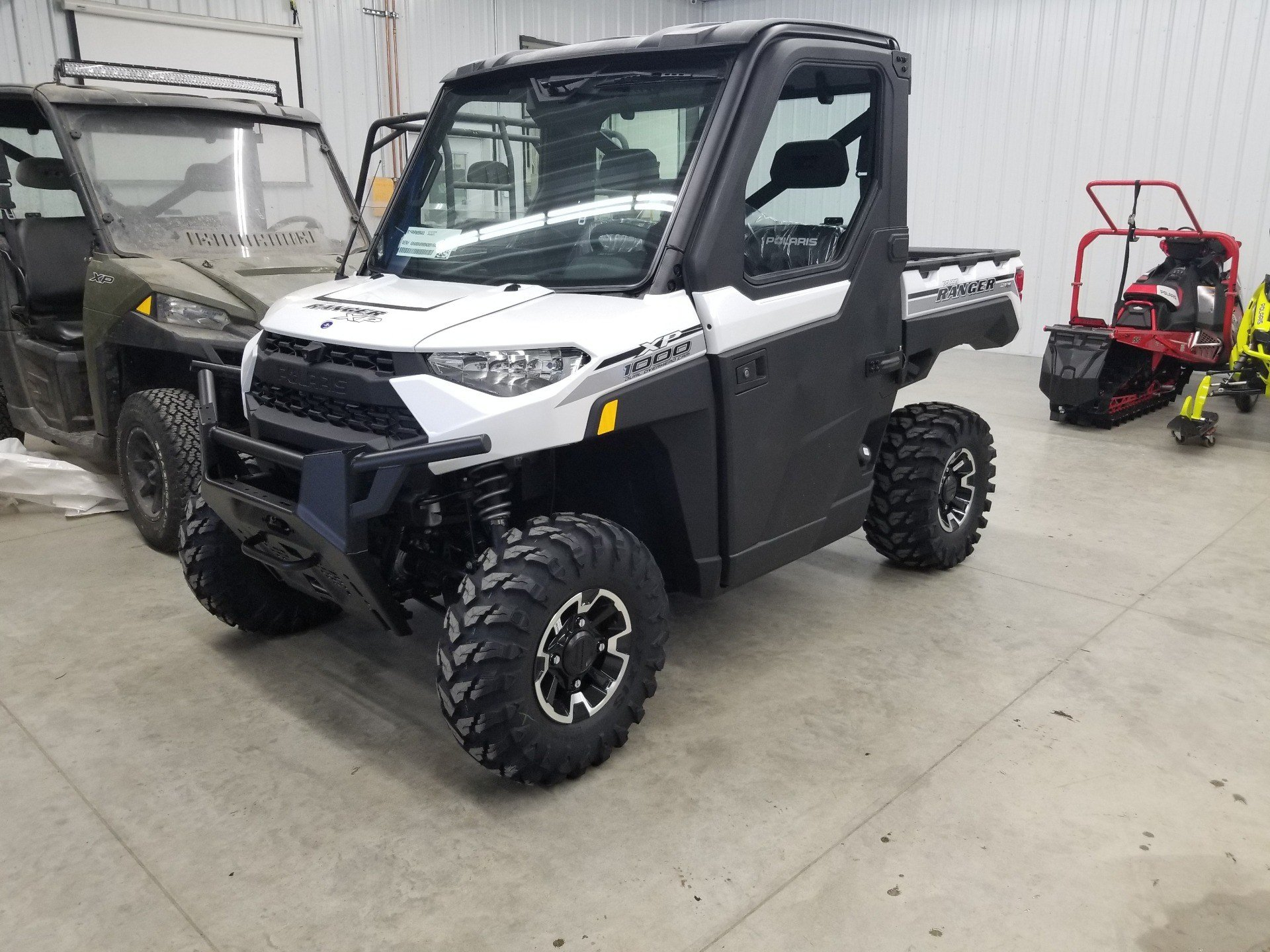 2019 Polaris Ranger XP 1000 EPS Premium for sale 8983