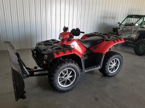 2010 Polaris Sportsman® 550 in Algona, Iowa